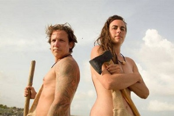 Recommend National geographic nude males