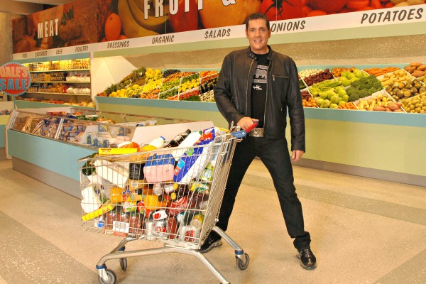 Supermarket Sweeps