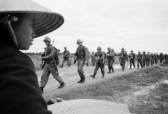 Vietnam War 588x400