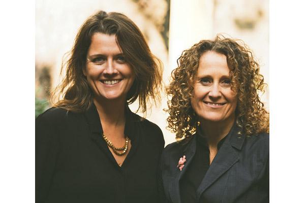 Lisa Fairbank and Julie Heathcote 600x400