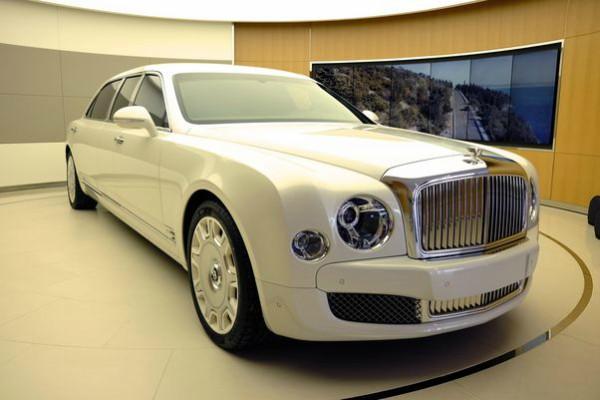 Inside Bentley