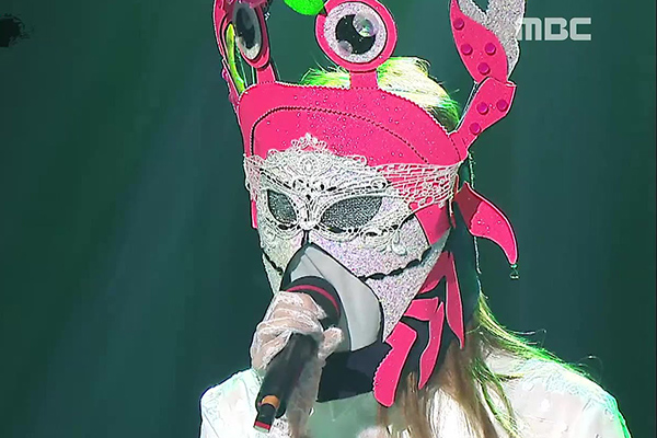 King of Mask Singer1