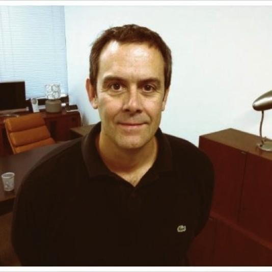 Tim Baney Headshot
