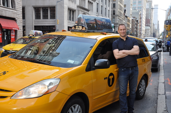 Ben Bailey Cash Cab - Color 1