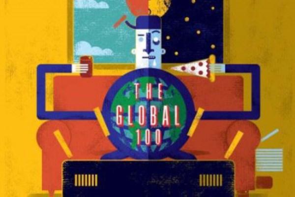 global 100 hero image
