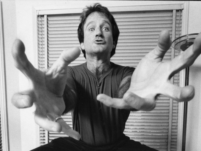 Robin Williams: Come Inside My Mind - Still 1