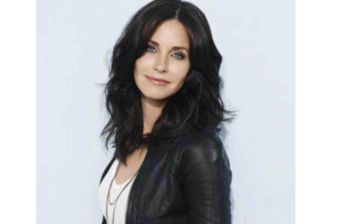 Opinion you Courtney cox hot sorry, that