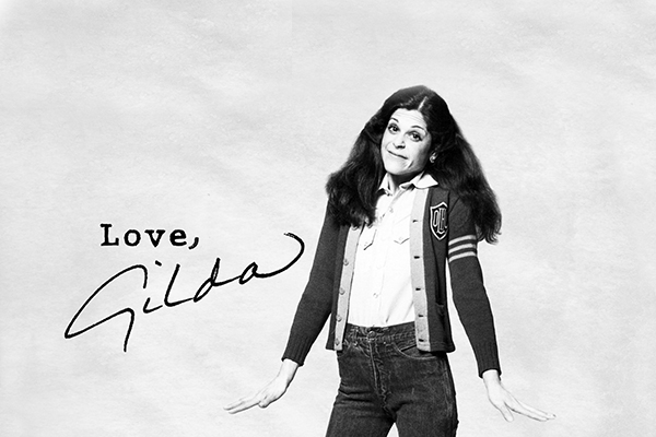 Love, Gilda main still