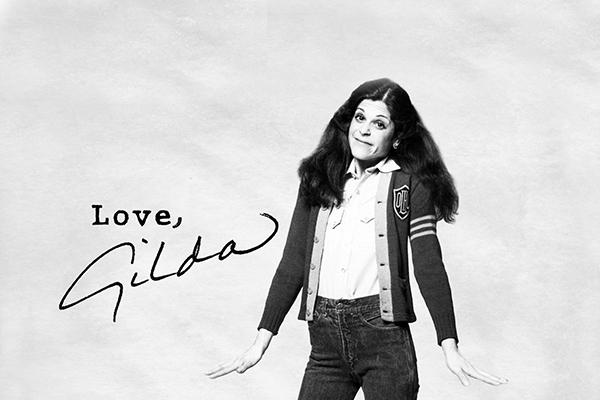 Love, Gilda main still