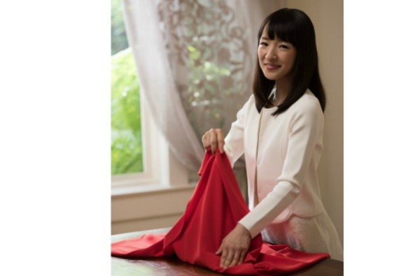 Netflix picks up Marie Kondo series on 'the magic of tidying up'