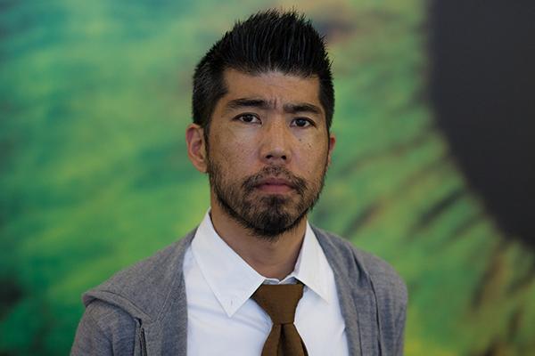 Kevin Iwashina
