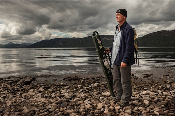 Realscreen archive animal planet icon films reel in for Jeremy wade fishing rod