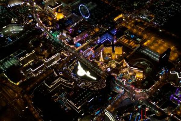 Aerial Cities