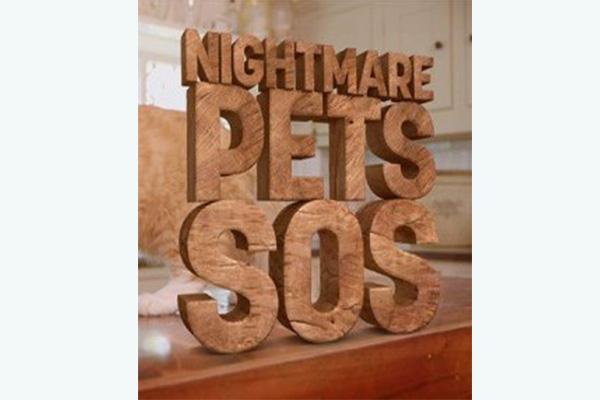 Nightmare Pets SOS logo