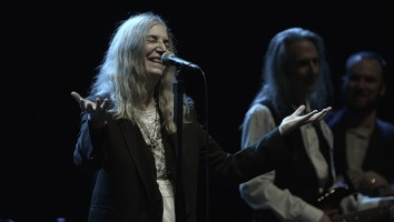 Patti Smith and the Band