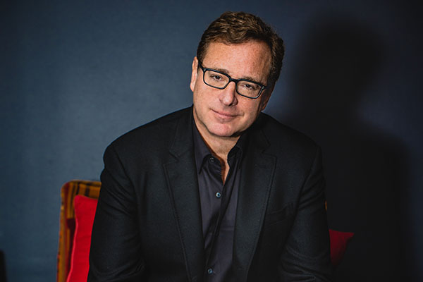 Bob Saget - Color 1 - Photo Credit Brian Friedman