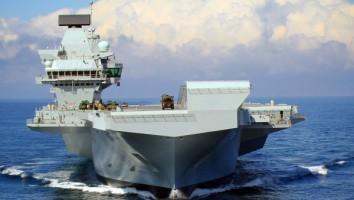 Britain's Biggest Warship