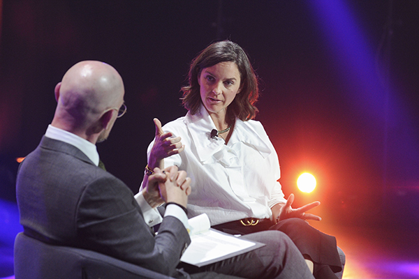 MIPFORMATS 2018 - CONFERENCES - THE FORMATS KEYNOTE SERIES - 30' ALEX MAHON (CEO CHANEL 4) IN CONVERSATION WITH GARY CARTER (KLOK)