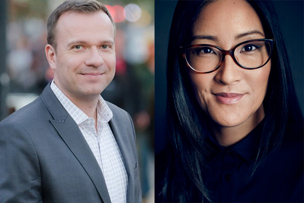 Brett Hendrie, Lisa Nishimura