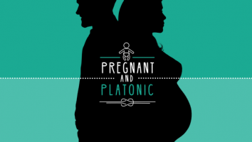 Pregnant & Platonic