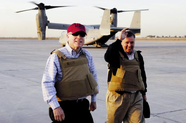 John McCain, Lindsey Graham (1)