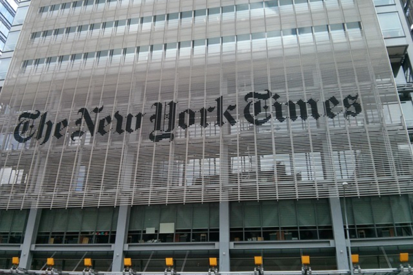 The New York Times'