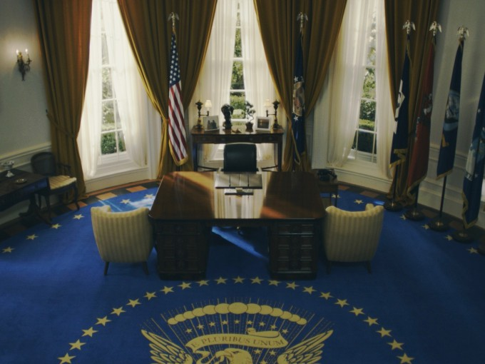 October Studios Oval Office
