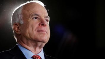 John McCain, Reuters/Brian Snyder