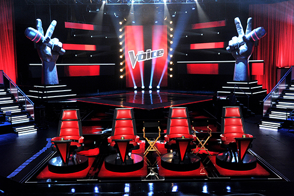 "NBC's ""The Voice"" Press Junket"