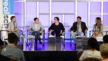 Trading Spaces panel