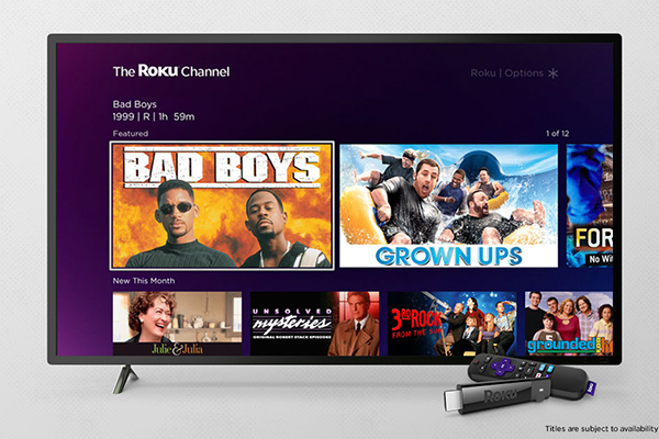 Realscreen » Archive » Roku brings AVOD channel to Canada