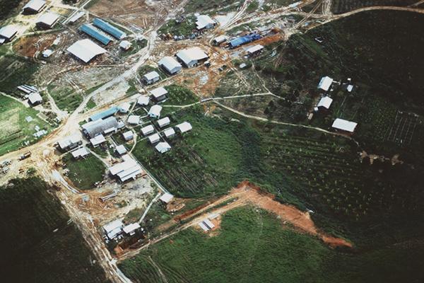 Jonestown Commune