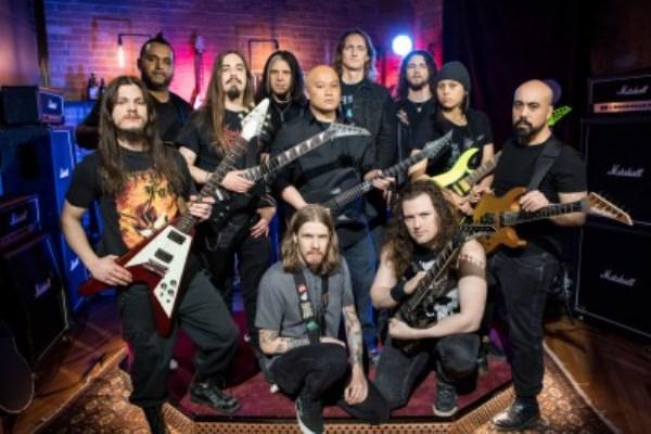 Shredders of Metal