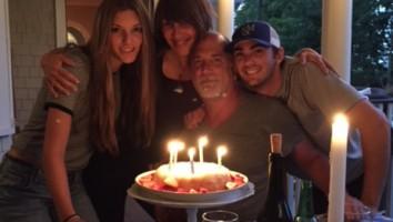 Jim Ackerman and family