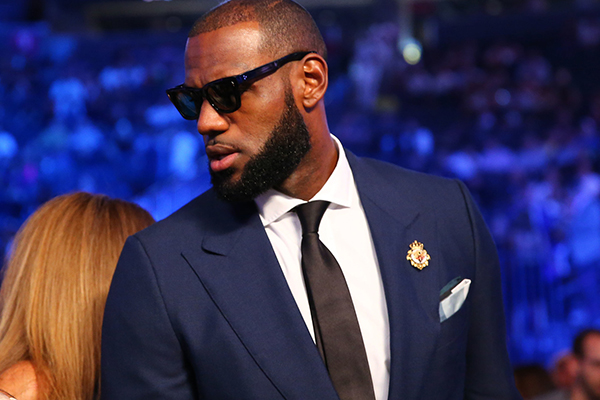 LeBron James (2)