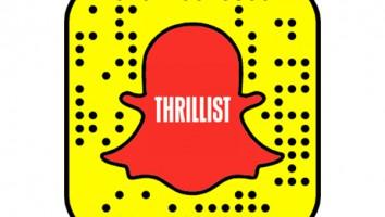 Snapchat Thrillist