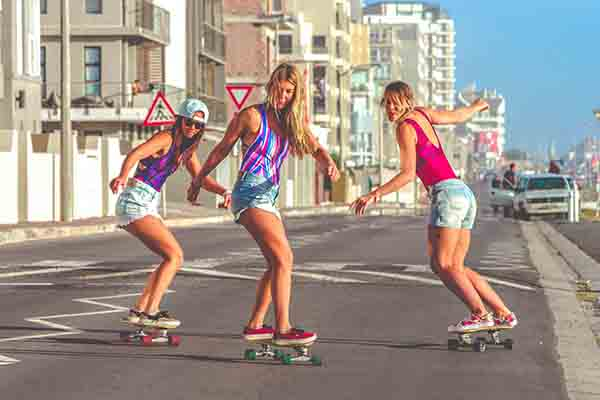 Insight TV - Surf Girls
