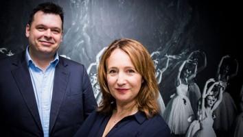 Simon Dickson, Lorraine Charker-Phillips