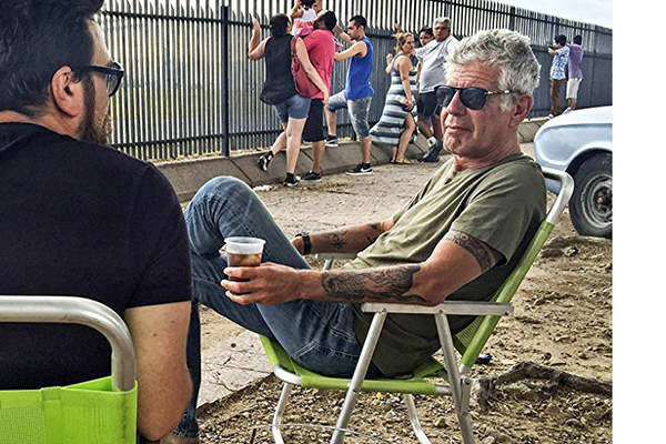 Anthony Bourdain Parts Unknown Thumbnail