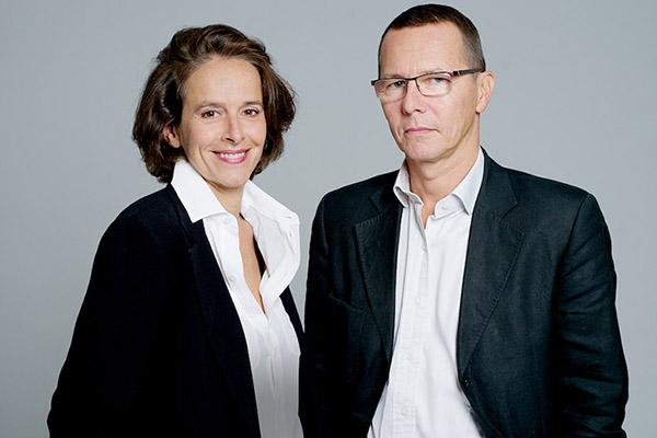 Emmanuelle Guilbart and Laurent Boissel About Premium Content