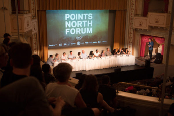 Points North Forum CIFF