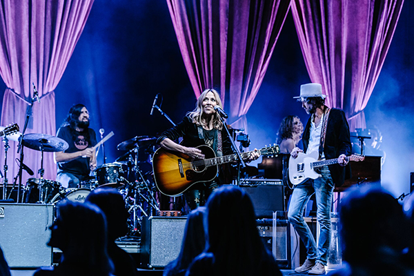 Sheryl Crow Live At Capitol Theatre