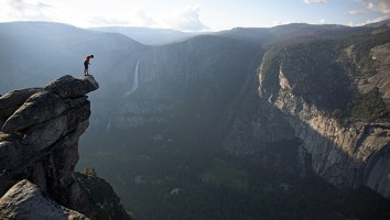Free Solo Alex Hommold