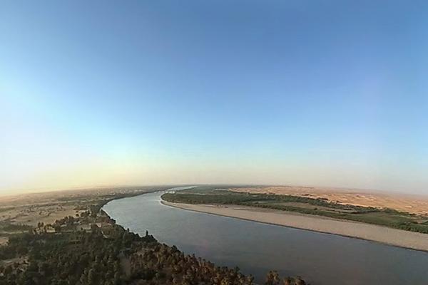 Damming the Nile