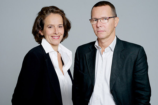 Emmanuelle Guilbart and Laurent Boissel About Premium Content