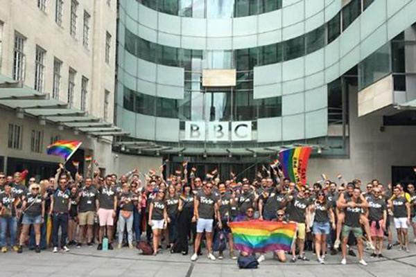 BBC LGBTQ Staff