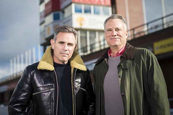 Craig Piligian and Clark Bunting