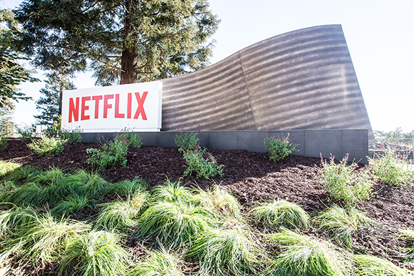 Ntflix Los Gatos campus