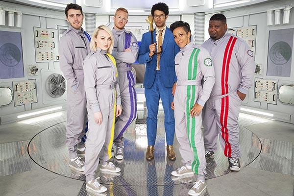The Crystal Maze: Celebrity Episode 1