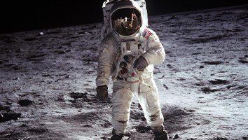 Apollo Moon Shot